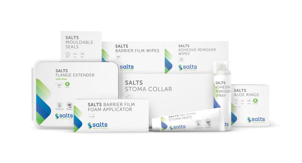 Zubehör von Salts Healthcare